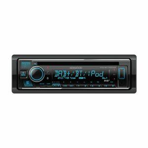 Kenwood Auto rádio / CD přehrávač Kenwood KDC-BT730DAB