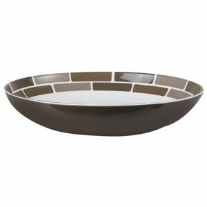 Brunner Melaminový polévkový talíř CHOCOLATE 21cm
