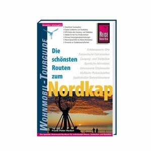 Cestovní průvodce - různé oblasti Evropy Nordkapp (Severní mys)