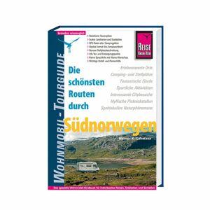 Cestovní průvodce - různé oblasti Evropy jižní Norsko