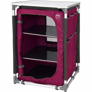 Defa Color Line Single kempingová skříňka růžová