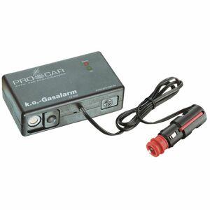 Pro Car Detektor narkotizačních plynů Pro Car K.O. Gasalarm 12-24 V