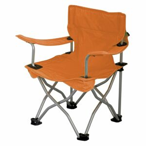 EuroTrail Dětská židle Ardeche oranžová