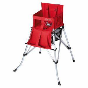 Femstar One2Stay jídelní židlička pro děti červená