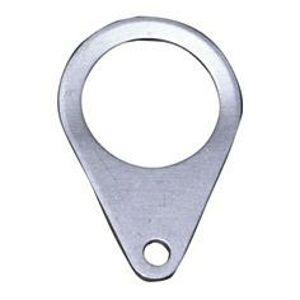 Hliníková kolíková deska 2 mm, 10 ks 610/598