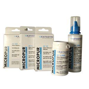 Katadyn Konzervace vody Katadyn Micropur 100 ml rotoku - 1 ml na 10 l vody