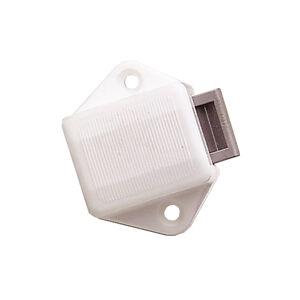 HAFELE Mini Push zámek bílá