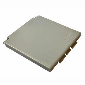 Haba Náhradní kryty k zásuvce Schuko 230 V kryt stříbrný