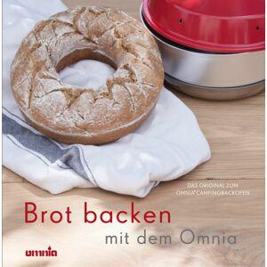 Omnia Omnia kuchařka pečení chleba v kempové troubě