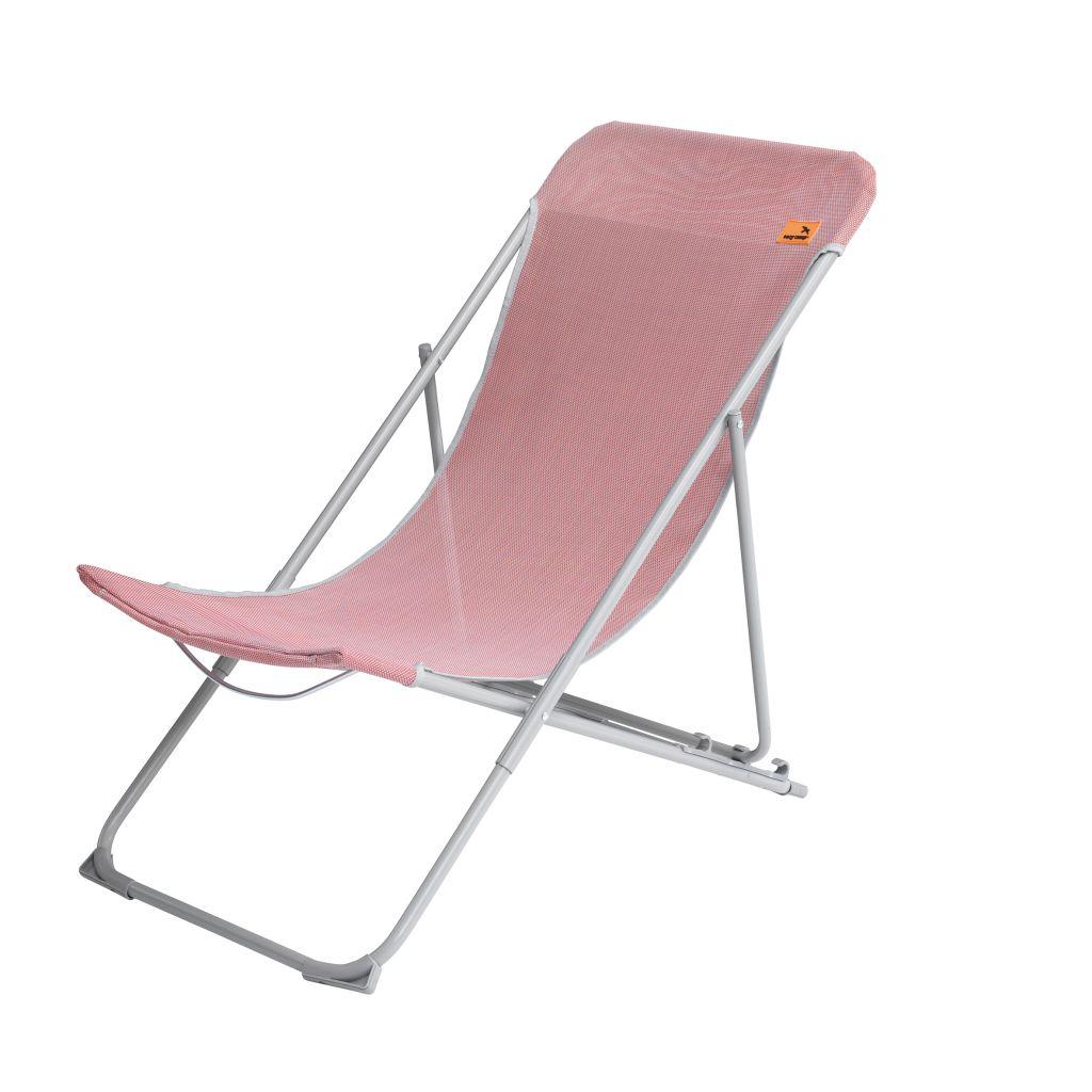 Easy Camp Plážová židle Reef korálová