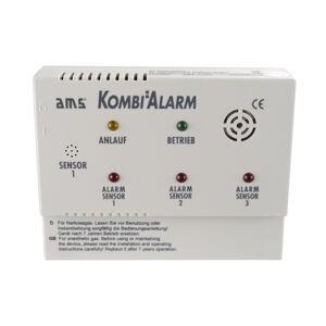 AMS Plynový alarm AMS Kombi Alarm AMS KombiAlarm