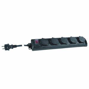 Jäger Direkt Prodlužovací kabel s 5 zásuvkami