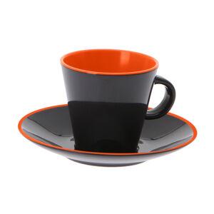 Gimex Espresso Set Color Line Orange 4 díly
