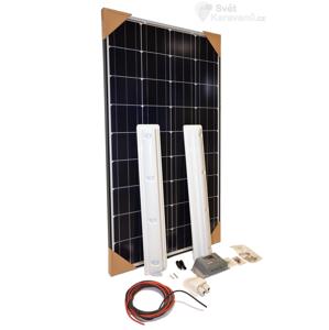 Sada solárního panelu Action Plus 130 W