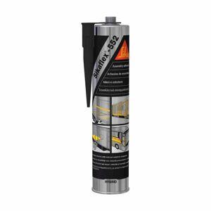 Sika Sika Sikaflex® 552 stavební lepidlo bílá