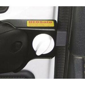 HEOSolution Vnitřní přídavné zámky HEOSafe, různé druhy Fiat Ducato (3) zamykatelný 2006 - ....