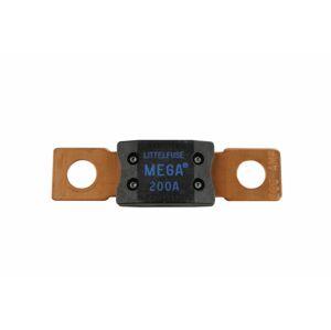 Büttner Elektronik Vysokozátěžové pásové pojistky modrá 200 A
