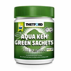 Thetford WC chemie Thetford Aqua Kem Green Sachets v dóze