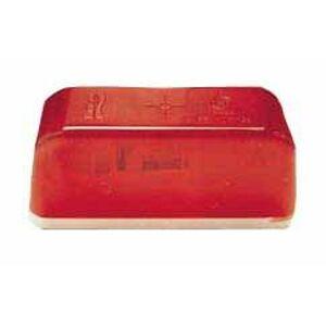 Zadní svítilna červená barva