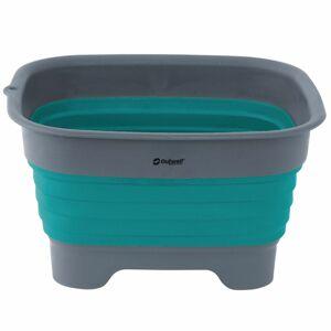 Outwell Skládací nádoba na mytí nádobí Outwell Collaps tmavě tyrkysová