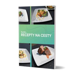 SvětKaravanů.cz Kniha - Rychlé recepty na cesty
