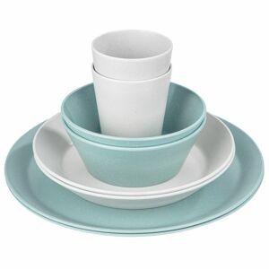 Mepal 8dílná sada melaminového nádobí Bloom